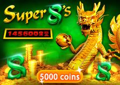 VIP Super 8s 5000
