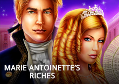 Marie Antoinette's Riches