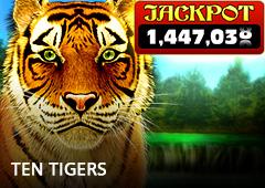 Ten Tigers T2