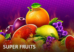 Super Fruits T2