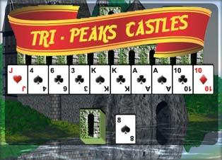tripeaks_castles