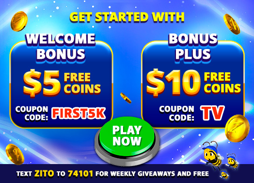 Caesarscasino.com: Online Casino - Play With $10 Free On Us with sim slots now
