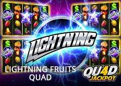 Lightning Fruits Quad T2